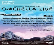 Stream Session: COACHELLA LIVE 2014
