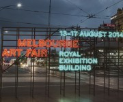 The Melbourne Art Fair from a seller's perspective