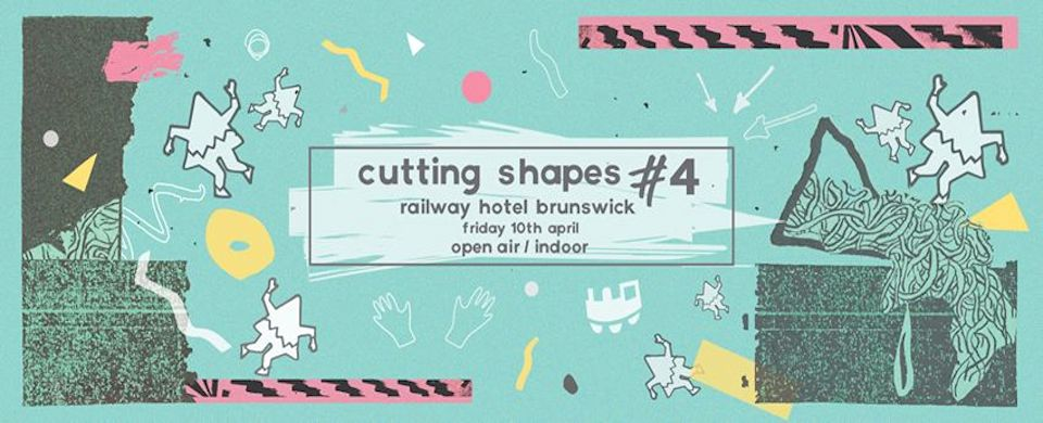 Cutting Shapes #4 Go Open Air/Indoor