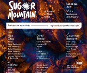 Sugar Mountain Festival 2016