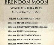 Brendon Moons Latest Release