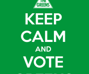 Why You Should Vote Greens