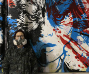 MEGGS Creates Spectacular Mural For Cotton On