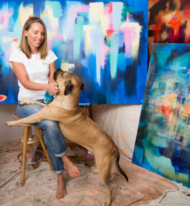 Catherine Hiller Gives Her 5 Best Tips for upcoming artists