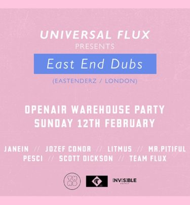 Open Air Warehouse Party
