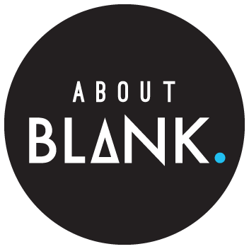 about blank magazine music art photography underground events