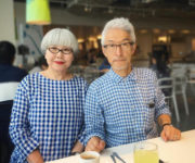 After 37 Years This Married Couple Still Match Their Outfits