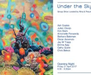 The Under The Sky Exhibition Is Coming