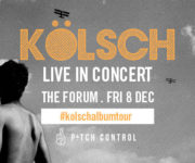 Kölsch Is Bringing His Live Act To Melbourne