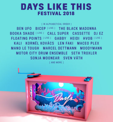 Days Like This Festival Lands In Sydney