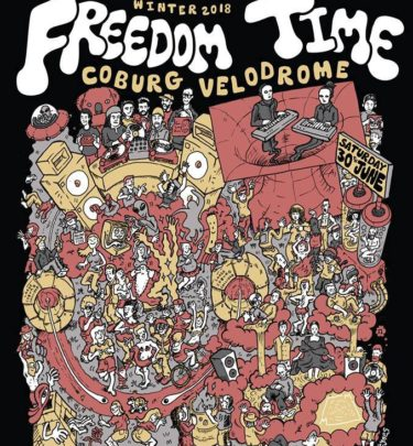 The Party You Need To Attend This Winter: Freedom Time