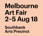 MELBOURNE ART WEEK ENLIVENS THE CITY IN AUGUST