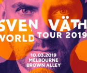 Sven Väth To Play Headline Show In Melbourne
