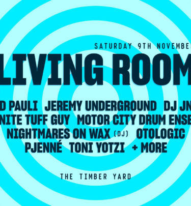 The Living Room Festival Returns With 4 Internationals!